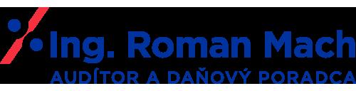Ing. Roman Mach - adítor a daňový poradca